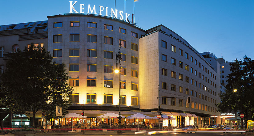Kempinski Bristol